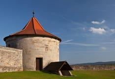 Torre del fortalecimiento Kronach Imágenes de archivo libres de regalías