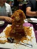 Torre del granchio reale Fotografia Stock