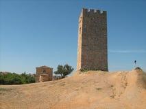 Torre del Griego de Ancien Foto de archivo