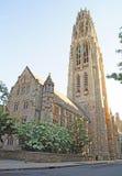 Torre del Harkness di Yale Fotografia Stock Libera da Diritti