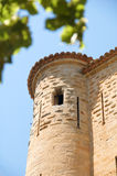 Torre del homenaje 3 Fotos de archivo libres de regalías