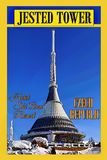 Torre del hotel, cartel del viaje, edificio inusual SUPERIOR del hotel del mundo Imagen de archivo