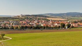 Torre del hrad di Spissky in Slovacchia Fotografia Stock