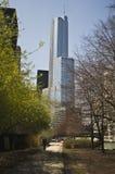 Torre del International del triunfo Imagenes de archivo