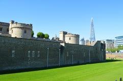 Torre del jardín de Londres Imágenes de archivo libres de regalías