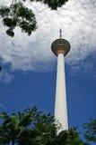 Torre del kilolitro fotografía de archivo libre de regalías
