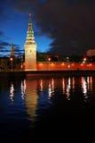 Torre del Kremlin fotografía de archivo