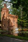 Torre del ladrillo Imágenes de archivo libres de regalías