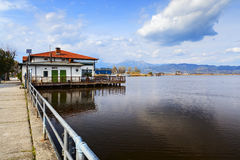 Torre del lago view Royalty Free Stock Images