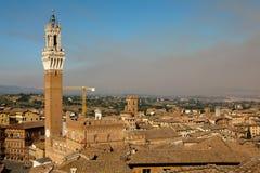 Torre del Mangia Stock Images