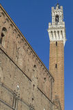 Torre del Mangia Royalty Free Stock Image