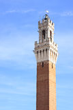 Torre del Mangia, Siena Stock Photo