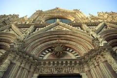 Torre del Mangia in Siena Stock Photo