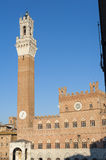 Torre del Mangia Siena Stock Photography