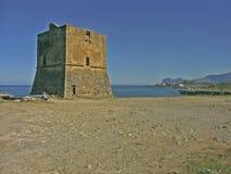 Torre del mare Immagini Stock
