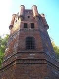 Torre del mattone Fotografia Stock