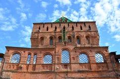 Torre del mattone Fotografie Stock Libere da Diritti