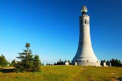 Torre del memoriale di guerra, Mt Greylock Fotografie Stock