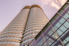 Torre del milenio, Viena, Austria Imagen de archivo libre de regalías