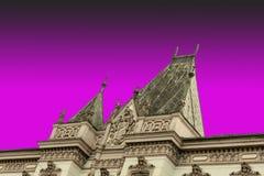 Torre del misterio fotos de archivo libres de regalías