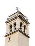 Torre del monasterio Fotografía de archivo