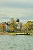 Torre del monasterio Seeon Fotografía de archivo libre de regalías