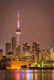Torre del NC de Toronto Fotos de archivo