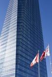 Torre del negocio en Madrid Fotografía de archivo libre de regalías