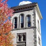 Torre 2015 del observatorio de la universidad de Toronto Fotos de archivo libres de regalías