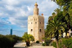 Torre del Oro Foto de Stock