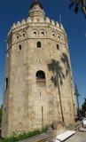 Torre del Oro Foto de archivo libre de regalías