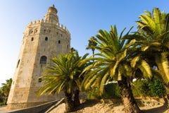 Torre Del Oro Zdjęcie Royalty Free