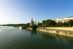 Torre del Oro Royalty Free Stock Image