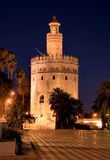 Torre del Oro Seville Stock Photos