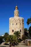 Torre del Oro, Seville, Spain. Stock Photography