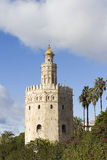 Torre del Oro, Seville Stock Photos