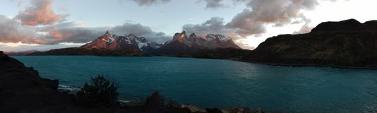Torre del Paine Royalty Free Stock Photography