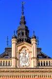 Torre del palacio episcopal en Novi Sad Fotos de archivo