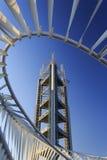 Torre del parco olimpico di Pechino Fotografie Stock