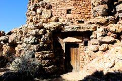 Torre del parque nacional del Gran Cañón en Arizona fotografía de archivo