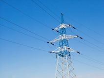 Torre del poder Fotos de archivo libres de regalías