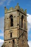 Torre del priorato de la tolerancia del montaje Fotografía de archivo