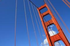 Torre del puente de puerta de oro Imagen de archivo