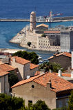 Torre del puerto Imágenes de archivo libres de regalías