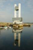 Torre del puerto Fotos de archivo
