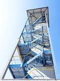 Torre del puesto de observación Fotografía de archivo libre de regalías