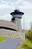 Torre del puesto de observación Imágenes de archivo libres de regalías