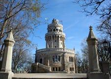 Torre del puesto de observación de Elisabeth Imagenes de archivo