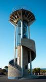 Torre del puesto de observación de la colina de Marlston en Bunbury Fotos de archivo