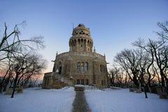 Torre del puesto de observación de Elisabeth Fotografía de archivo